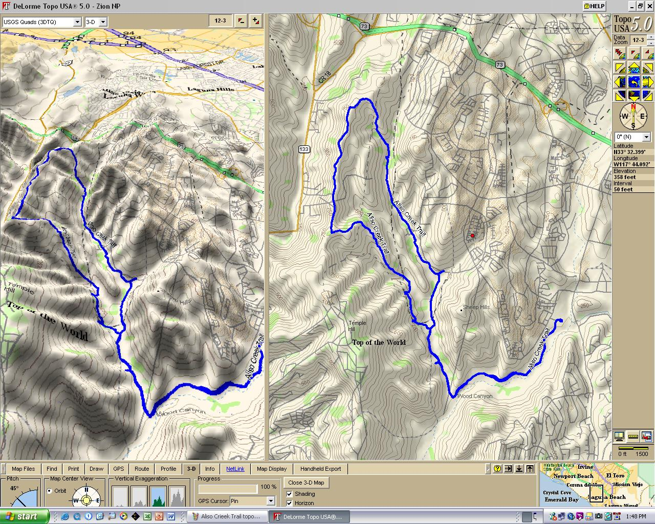 Current Image is BFelsted/Aliso_Crieek_Trail_topo_3D.JPG Clicking here will display Aliso_Crieek_Trail_topo.JPG