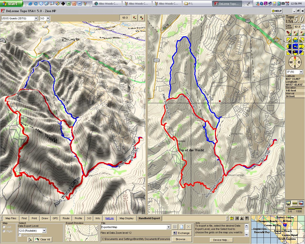 Current Image is BFelsted/Aliso_Woods_Canyon_topo_3D.JPG Clicking here will display Aliso_Woods_Canyon_topo.JPG
