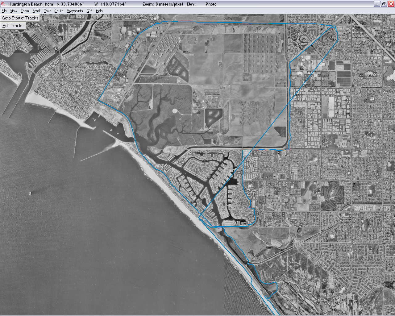 Current Image is BFelsted/Long_Local_Loop__Bolsa_Chica_Photo.jpg Clicking here will display Long_Local_Loop__Bolsa_Chica_2_Runs.jpg